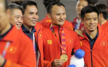 Anh cả U22 Việt Nam: Mượn lời hit của Đen Vâu để ăn mừng HCV SEA Games, quên đi nỗi đau thất bại 10 năm trước
