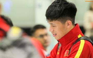 Đình Trọng, Trọng Đại thần thái ngày hội quân, U22 Việt Nam mang nguyên dàn trai đẹp sang Hàn Quốc tập huấn