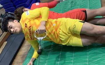 Buổi tập thứ 2 của U23 Việt Nam tại Hàn Quốc: Sáng ôn đấu pháp, chiều rèn thể lực