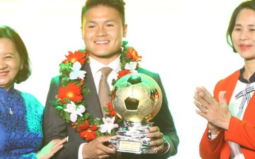 Tuấn Anh, Quang Hải, Đức Chinh… cạnh tranh Quả bóng vàng nam 2019