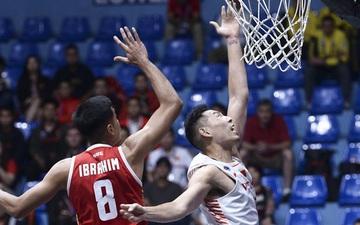 Thắng áp đảo Indonesia, bóng rổ Việt Nam đứng trước cơ hội làm nên lịch sử tại SEA Games