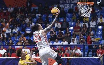 Bóng rổ Việt Nam đi vào lịch sử, đánh bại Thái Lan để giành huy chương đồng nội dung thi đấu 3x3 tại SEA Games 2019