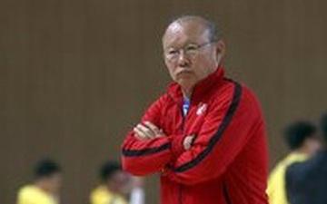 U23 Việt Nam rời Hàn Quốc về TPHCM mà không có HLV Park Hang-seo