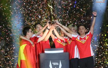 10 khoảnh khắc ấn tượng nhất Esports Việt Nam 2019: Lần đầu tiên vô địch thế giới