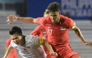 SEA Games 30: Thắng tối thiểu Singapore, U22 Việt Nam vẫn đứng trước nguy cơ bị loại vì lý do này
