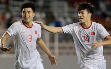 Đức Chinh song hành với tiền đạo U22 Indonesia ở vị trí dẫn đầu danh sách vua phá lưới SEA Games nhưng trận tới có thể bị bỏ lại