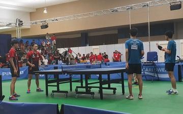 SEA Games ngày 7/12: Bóng bàn mang vàng về cho đoàn Việt Nam