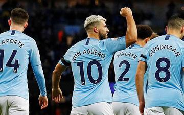 Hủy diệt Chelsea 6 bàn không gỡ, Man City đòi lại ngôi đầu bảng từ tay Liverpool