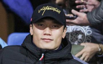 HLV trưởng Hà Nội FC thông báo tin vui về thủ thành Bùi Tiến Dũng