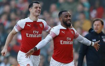 Tốc thắng Southampton, Arsenal vượt MU để trở lại top 4