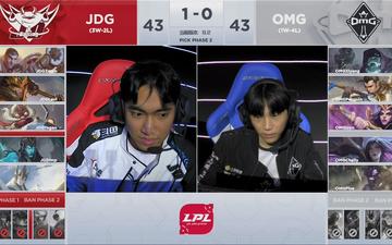 Điểm tin Esports 24/2: Được trao cơ hội, Levi vẫn chưa thể có chiến thắng đầu tiên trong màu áo JDGaming