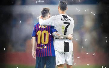 Ronaldo, Messi rủ nhau lập cú đúp nhưng đội nhà đều nhận kết cục kém vui