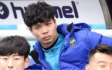 Công Phượng nói gì khi không được đá chính ở trận mở màn K.League Classic 2019?