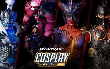 Chiêm ngưỡng 6 bộ trang phục tuyệt vời có mặt tại vòng chung kết Overwatch Cosplay Battle