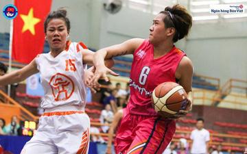 Giải bóng rổ VĐQG 2019: Cần Thơ tiếp tục đả bại Hà Nội