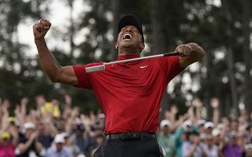 Tiger Woods chấm dứt cơn khát danh hiệu major kéo dài 11 năm bằng chiến thắng kịch tính