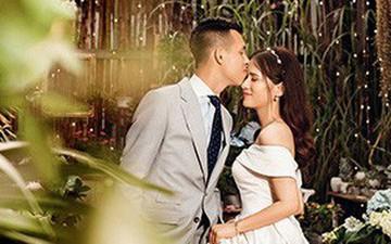 Tiền vệ Hùng Dũng: Khi hôn nhân chẳng giống tình yêu, ước mơ biến những điều phức tạp thành đơn giản bên người vợ sắp cưới