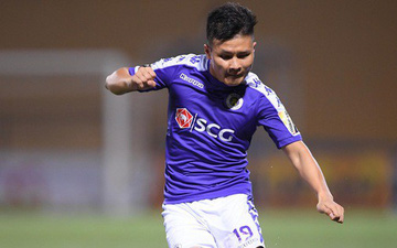 Quang Hải tỏa sáng, Hà Nội FC vươn lên ngôi đầu tại V.League 2019
