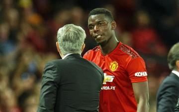 "Mourinho ""mách"" Solskjaer thái độ bất hợp tác của Pogba"