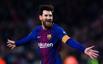 """Barca chuẩn bị bản hợp đồng siêu """"khủng"""" để giữ chân Messi tại Camp Nou"""