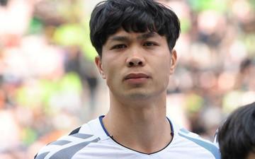 Công Phượng có hành động đẹp với đồng đội trong ngày Incheon United thua trận