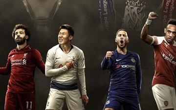 Sự kiện xảy ra lần đầu tiên trong lịch sử bóng đá châu Âu