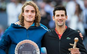 Djokovic vô địch Madrid Open, khiến hot boy quần vợt chỉ còn biết trầm trồ thán phục