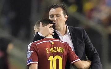 Đội tuyển số một Châu Á bổ nhiệm thầy cũ của Eden Hazard làm HLV trưởng