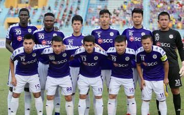 Muốn vô địch AFC Cup, Hà Nội FC phải trải qua tới 3 trận chung kết