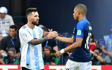 Kylian Mbappe nhận án phạt , Lionel Messi 99,9% là chủ nhân của chiếc giày vàng Châu Âu 2019