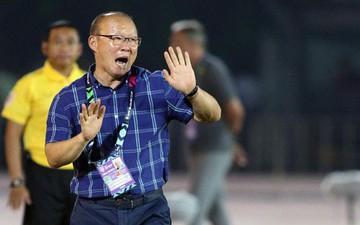 """HLV Park Hang-seo: """"Có lẽ Thái Lan bị tổn thương khi không có thành tích tốt như Việt Nam"""""""