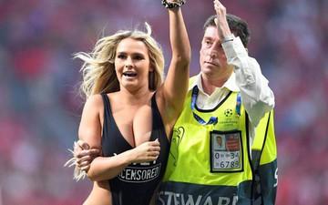 Cô gái làm loạn trận chung kết Champions League tuyên bố được nhiều cầu thủ Liverpool tán tỉnh, hứa sẽ thực hiện thêm nhiều phi vụ nữa