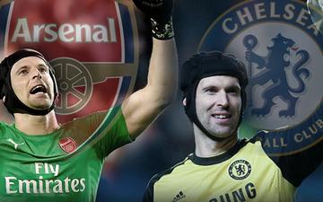 Chung kết Europa League: Nếu Petr Cech bắt chính, anh có ngoại tình với người cũ Chelsea?