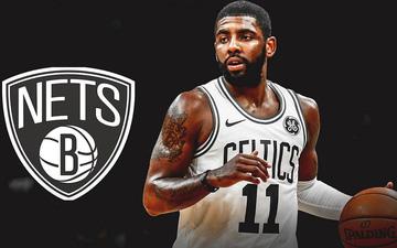 """Brooklyn Nets """"giành pole"""" trong cuộc đua giành chữ ký Kyrie Irving"""