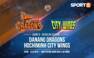 Thử thách khó cho Danang Dragons trong ngày trở lại Quân Khu 5