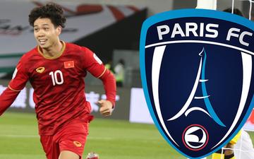 """Công Phượng chưa đến Pháp, fan Việt đã rủ nhau """"tấn công"""" fanpage Paris FC"""