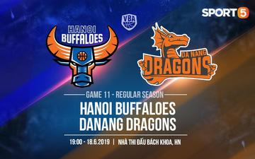 """""""Chảo lửa"""" Bách Khoa chào đón, Danang Dragons liệu có được chiến thắng đầu tiên?"""
