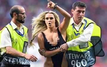 Tài khoản Instagram của cô nàng chạy vào làm loạn chung kết Champions League phá tan kỷ lục tăng follow nhanh nhất thế giới