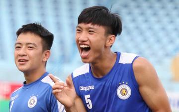 Hà Nội FC tự tin trước cuộc đọ sức với đội bóng yếu nhất V.League