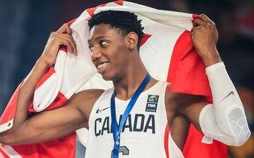 RJ Barrett chần chừ với ngày hội FIBA World Cup 2019