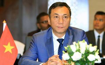 Phó chủ tịch VFF được bầu làm Chủ tịch ở cơ quan bóng đá lớn nhất châu Á