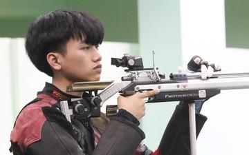 Xạ thủ trẻ điển trai vô địch giải bắn súng mang tên huyền thoại thế giới Jin Jong-oh