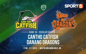 """Danang Dragons """"đang trưởng thành"""" có đủ sức đương đầu với Cantho Catfish chạm đỉnh thăng hoa?"""