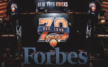 Vượt mặt Laker và Warriors, New York Knicks là đội bóng có giá trị nhất tại NBA