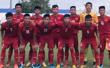 Giải vô địch U15 Đông Nam Á 2019, Việt Nam 0- 2 Indonesia: Khởi đầu gian nan trên đất Thái