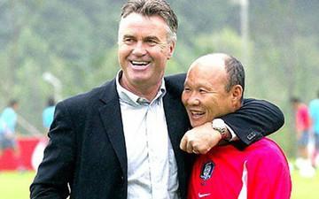 HLV Park Hang-seo lần đầu tái ngộ Guus Hiddink, U22 Việt Nam đá giao hữu tại Trung Quốc chuẩn bị cho SEA Games
