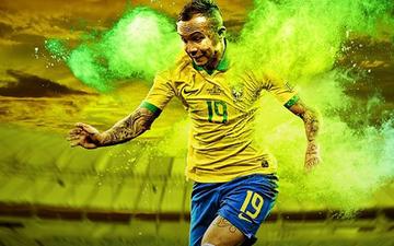 """Chuyện lúc 0h: Người hùng của Brazil, Everton Soares - gã """"soái ca"""" kỳ dị, quay lưng với tiền bạc và danh tiếng để chọn tình yêu"""