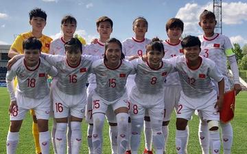 """Tuyển nữ Việt Nam """"vùi dập"""" Campuchia 10-0, lấy lại sự tự tin cho bóng đá nước nhà"""