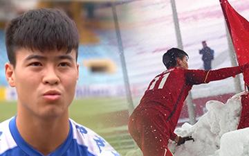 Duy Mạnh nhắc lại kỷ niệm đẹp của U23 Việt Nam tại Thường Châu trước chung kết lượt về AFC Cup 2019
