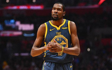 Kevin Durant lên tiếng giải oan cho Golden State Warriors